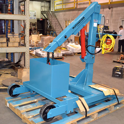 Floor Cranes Products