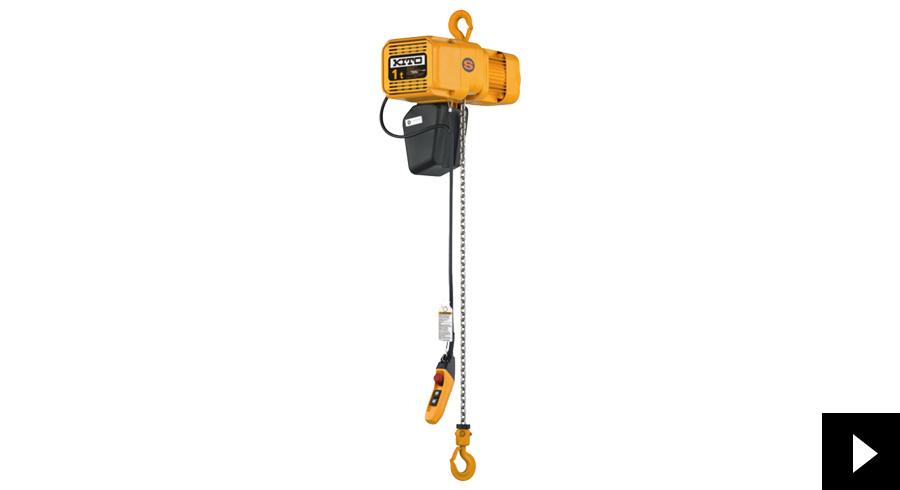 Electric Hoist (ER)