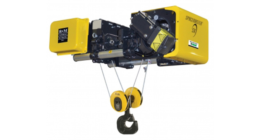 Wire Rope Hoists (Spacemaster)