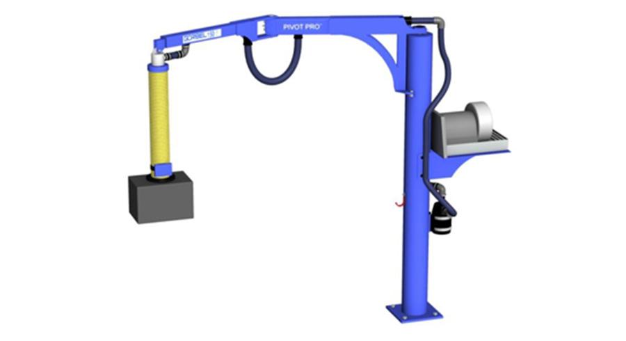 Freestanding Articulating Vacuum Models (Pivot Pro)